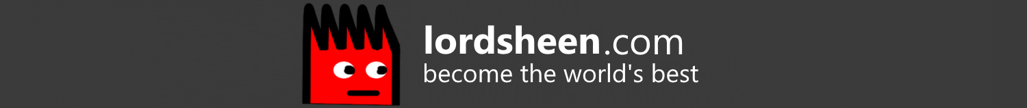 lordsheen.com become the worlds best world of tanks player